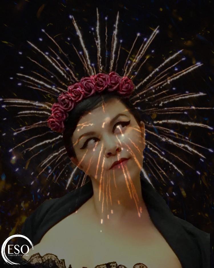 Deborah Ruiz-Kordova- Catherine Wheel