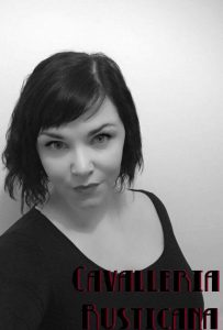 Debora Ruiz-Kordova - Santuzza
